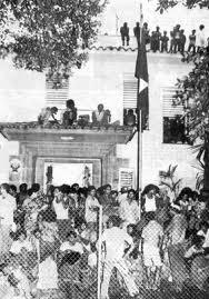 La Embajada de Perú en La Habana llena de refugiados cubanos