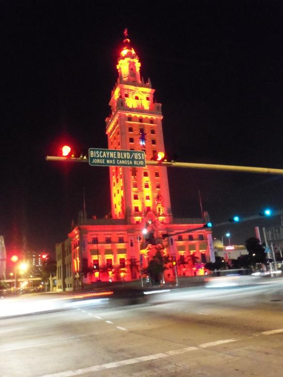 Torre de la libertad en Miami. Foto: Carlos M. Estefanía