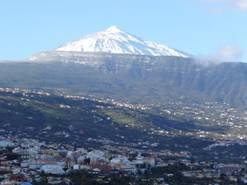 El Teide, Tenerife, 2014.