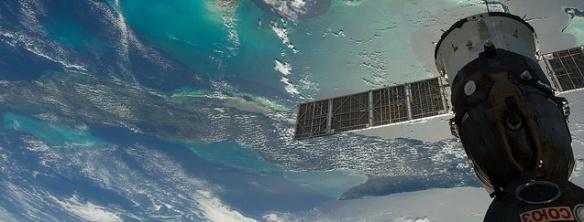 La isla de Cuba desde el espacio. Foto; Centro Espacial Marshall Space Flight , NASA (NASA,)