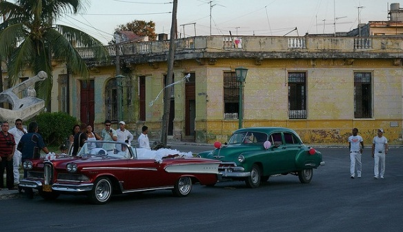 Boda en el Municipio de Regla, La Habana, Cuba. Foto: Thomassin Mickaël