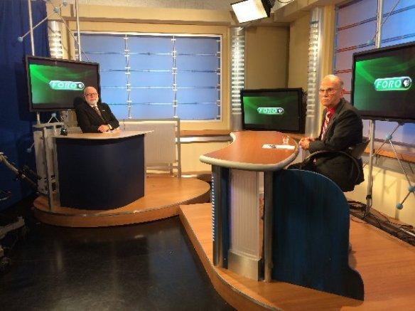 EN TELEVISION FORO 17 ESTE DOMINGO 6:45 PM ANUNCIA PRIMER ANIVERSARIO MEMORIAL CUBANO